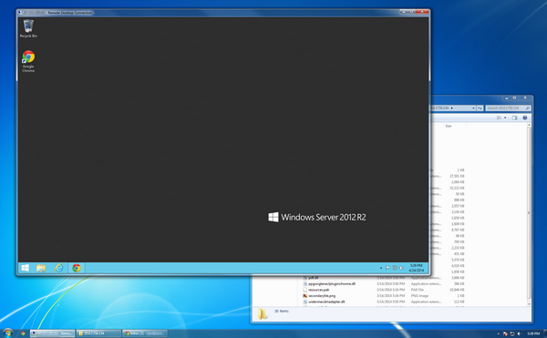 free vps windows server