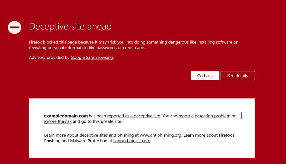 bh890 - Mengapa web saya diblokir oleh Google Safe Browsing ?